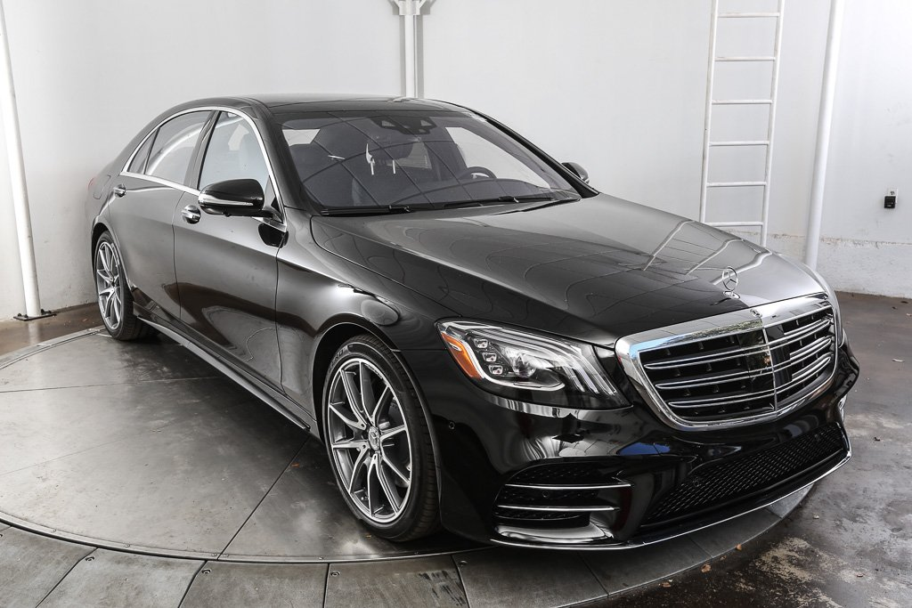 New 2018 mercedes benz s class s 450 sedan in austin for Mercedes benz of austin