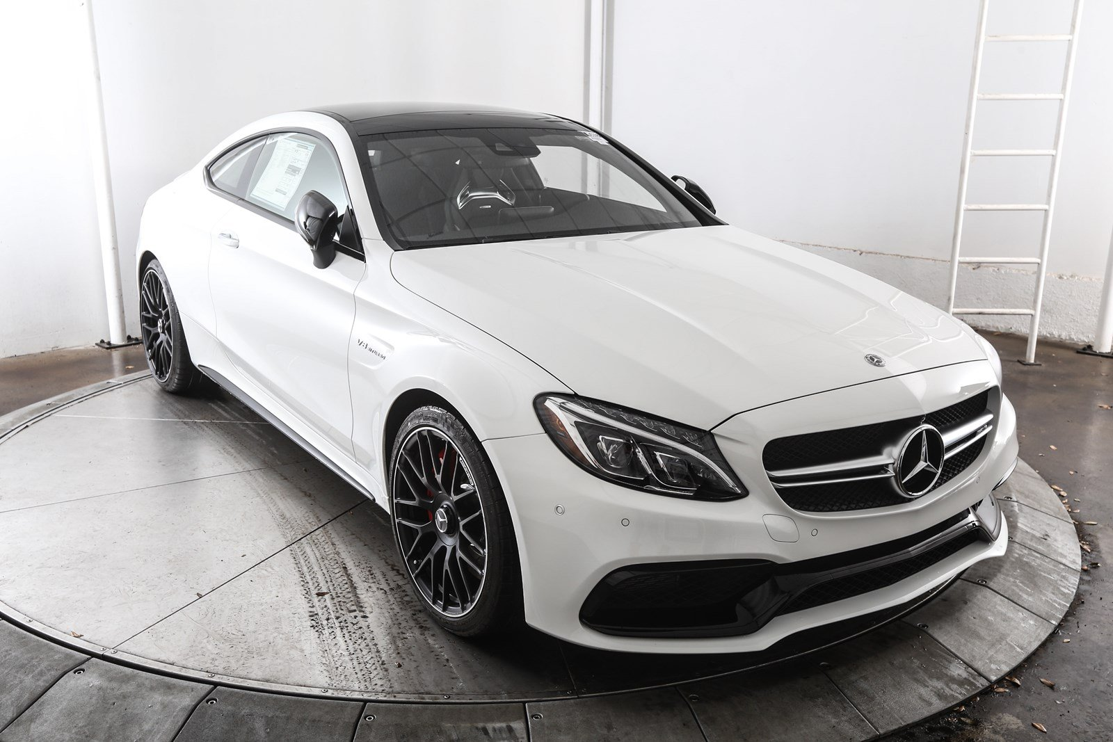 New 2018 mercedes benz c class amg c 63 s coupe coupe in for Mercedes benz c class service b