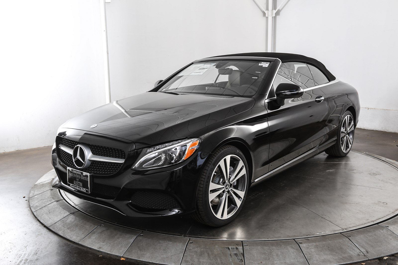 New 2017 mercedes benz c class c 300 cabriolet in austin for Mercedes benz of austin austin tx