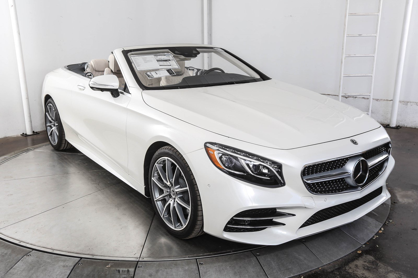New 2019 Mercedes Benz S Cl 560 Sport