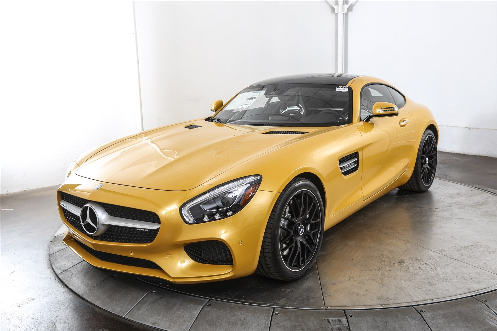 New 2017 mercedes benz amg gt coupe in austin m26222 for 2017 mercedes benz gts amg price
