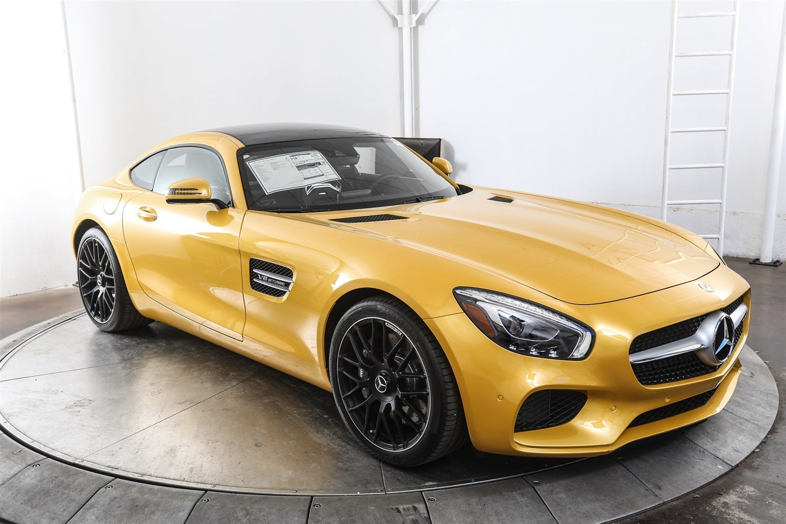 New 2017 mercedes benz amg gt coupe in austin m26222 for 2017 mercedes benz amg gt msrp