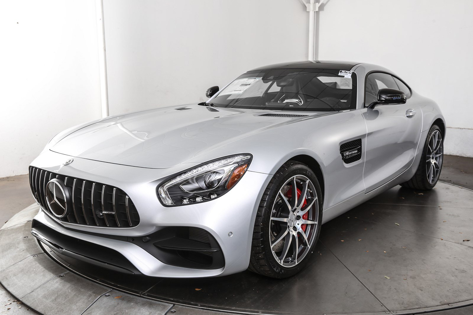 New 2018 mercedes benz amg gt amg gt s coupe in austin for 2018 mercedes benz amg gt
