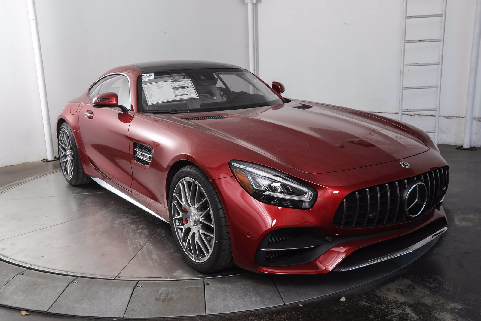 New 2020 Mercedes-Benz AMG® GT C