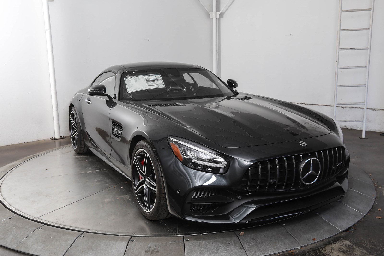 New 2020 Mercedes Benz Amg Gt C With Navigation