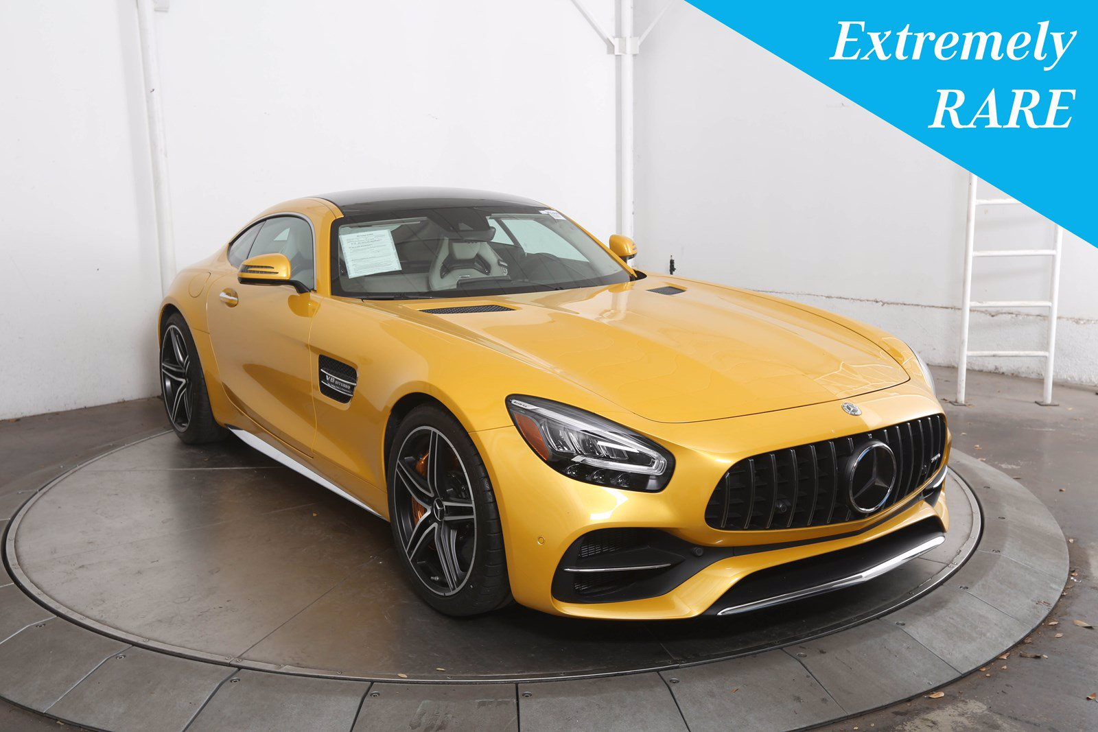 Certified Pre-Owned 2020 Mercedes-Benz AMG® GT AMG® GT C