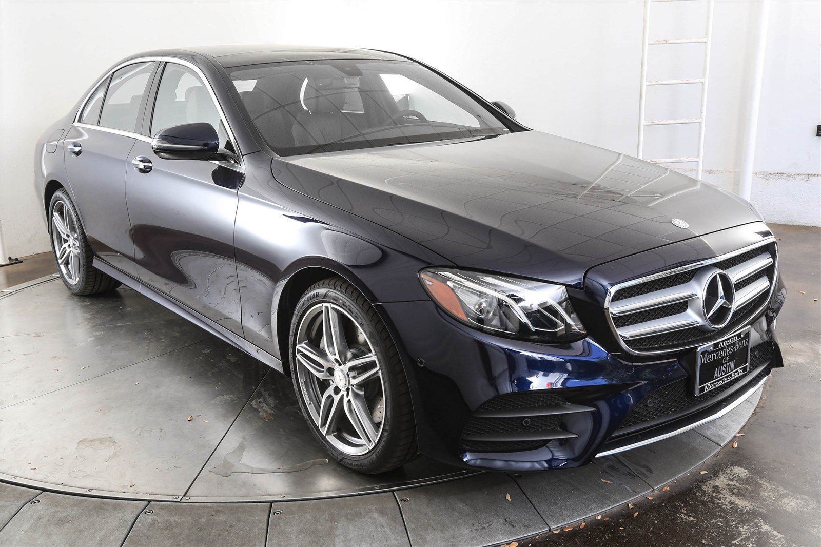 pre owned 2017 mercedes benz e class e 300 sedan in austin