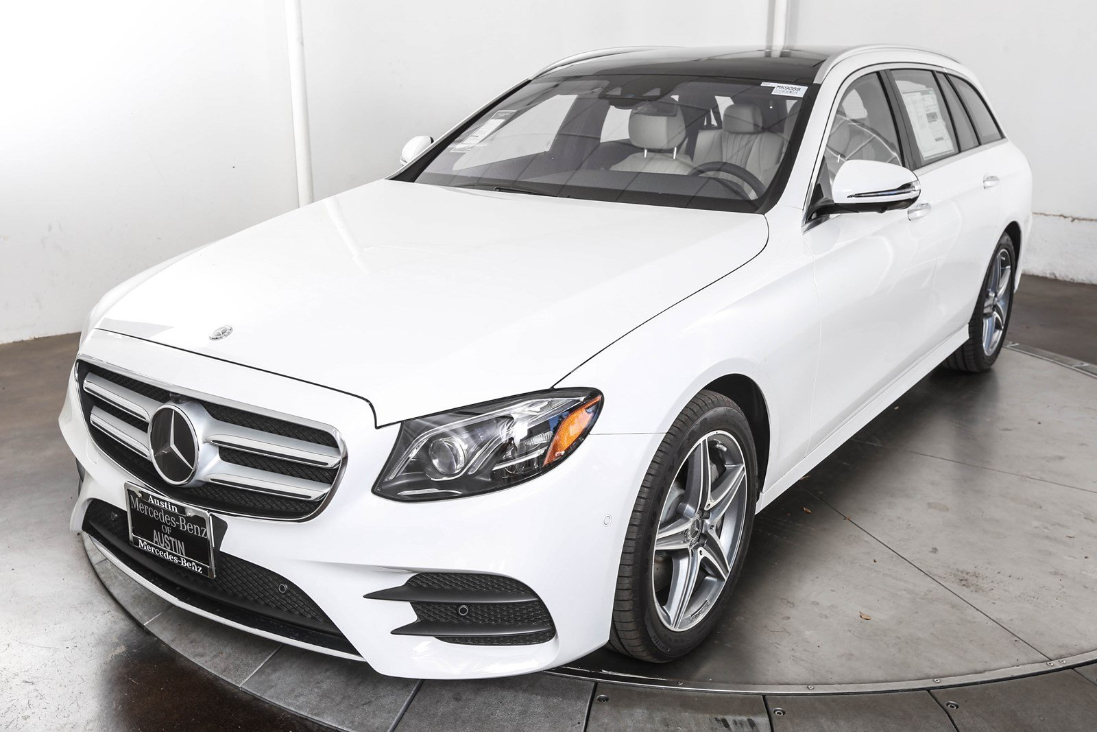 New 2019 Mercedes Benz E Class 450 Wagon In Austin M59088 Cl Disclaimer