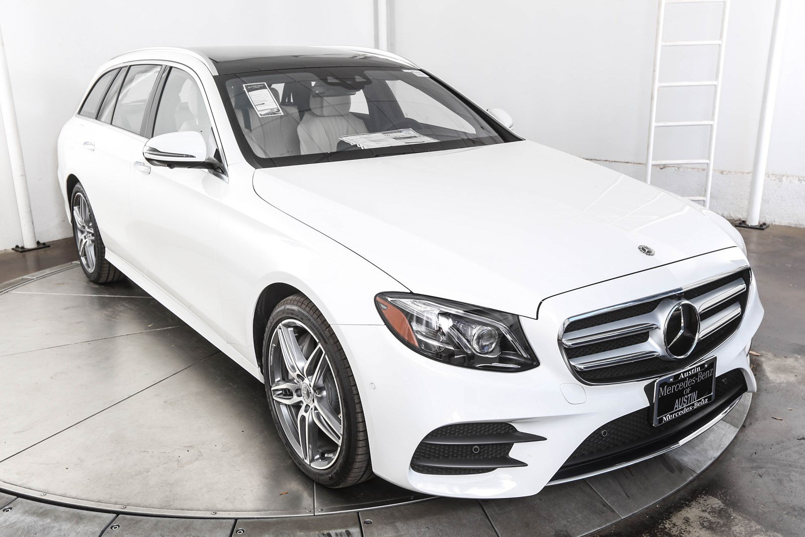 Certified Pre-Owned 2019 Mercedes-Benz E-Class E 450