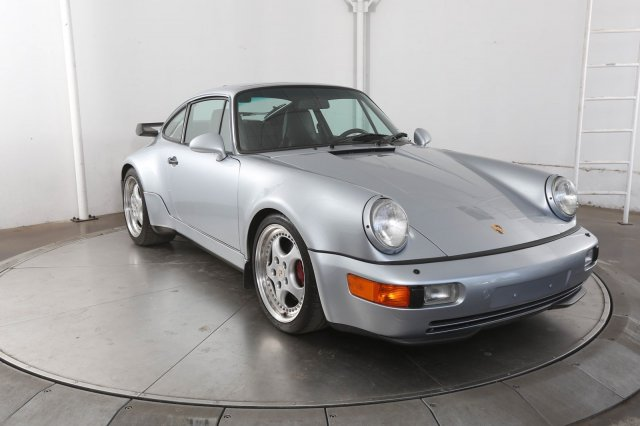 Pre-Owned 1994 Porsche 911 Turbo