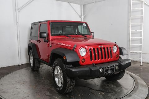 Pre-Owned 2008 Jeep Wrangler Rubicon