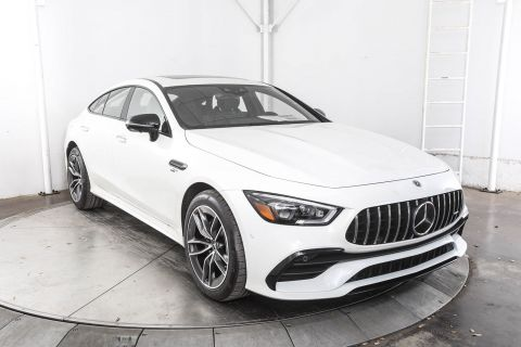 New 2019 Mercedes-Benz AMG® GT 53 AMG® GT C 53