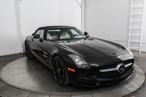 Pre-Owned 2012 Mercedes-Benz SLS AMG®