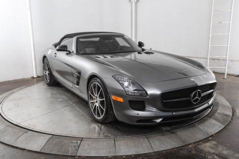 Pre-Owned 2013 Mercedes-Benz SLS AMG®