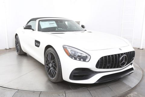 New 2018 Mercedes-Benz AMG® GT AMG® GT Roadster